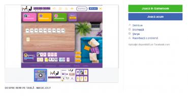 Remi pe tablă - MagicJoly se poate jucă acum direct în Facebook ți în Facebook Gameroom